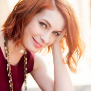 """Felicia Day: """"Butter Brangelina Tracking Devices"""""""