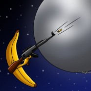 Gun for the Moon