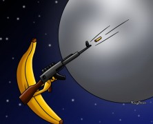 Gun for the Moon