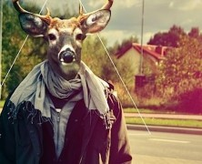 Hipster the Flying Deer