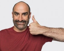 Brody Stevens. Enjoy Him.