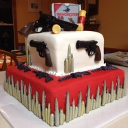 LWOTR Guns and Birthday Cake