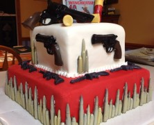 LWOTR Guns and Birthday Cake