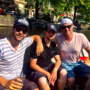 On a Boat in Amsterdam: Guests Chris Carter & Scot Richardson