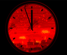 Doomsday Clock? Guest Scot Richardson